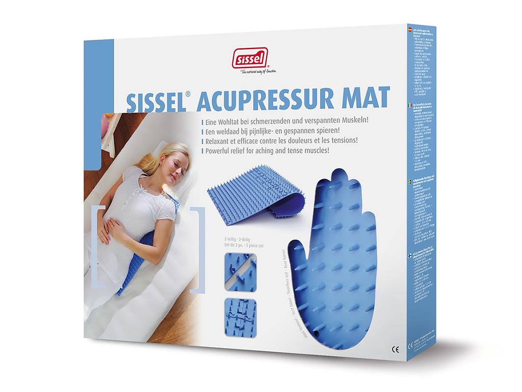 SISSEL® Acupressur Mat / Standard - 6