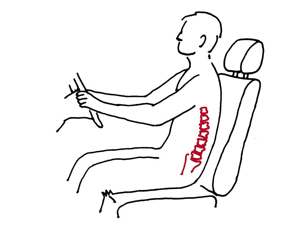 SISSEL® Back Rückenstütze - 3