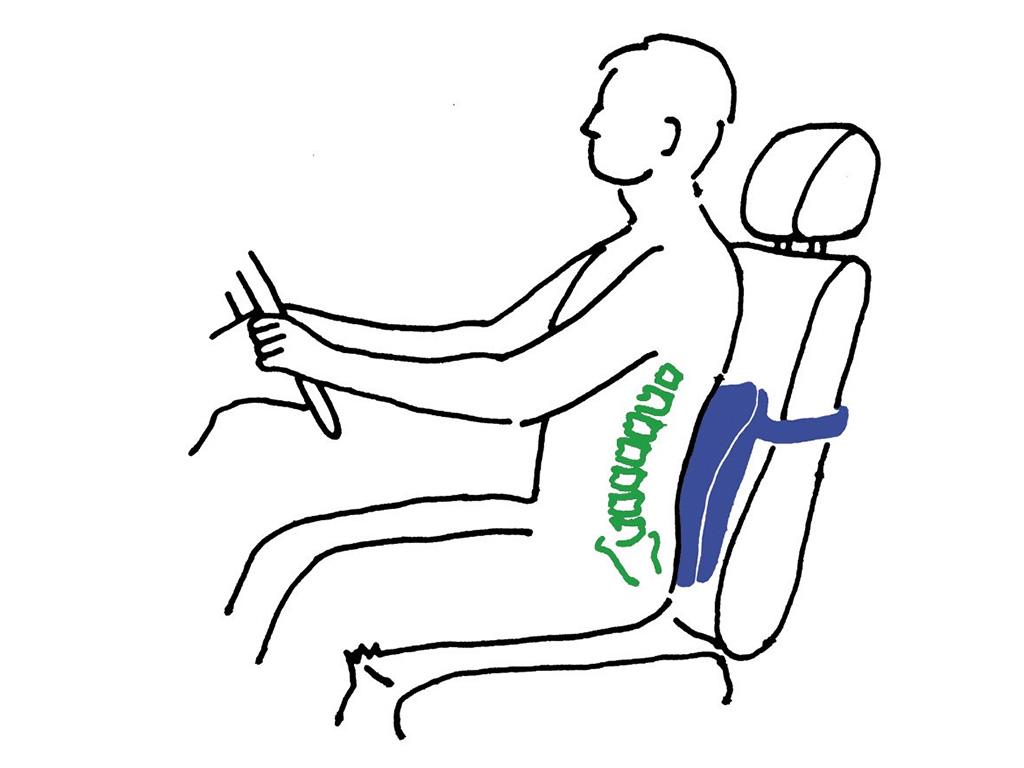 SISSEL® Back Rückenstütze - 2