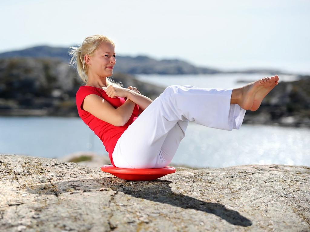 SISSEL® Balance Board / Therapiekreisel - 4