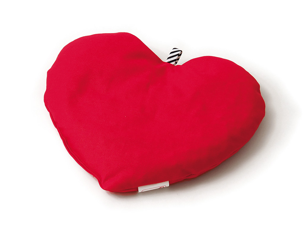 SISSEL® Cherry Kirschkernsäckchen Herzform