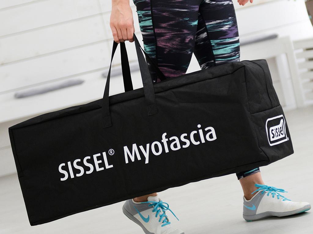 SISSEL® Myofascia Coach Bag inkl. 8 Myofascia Roller - 1