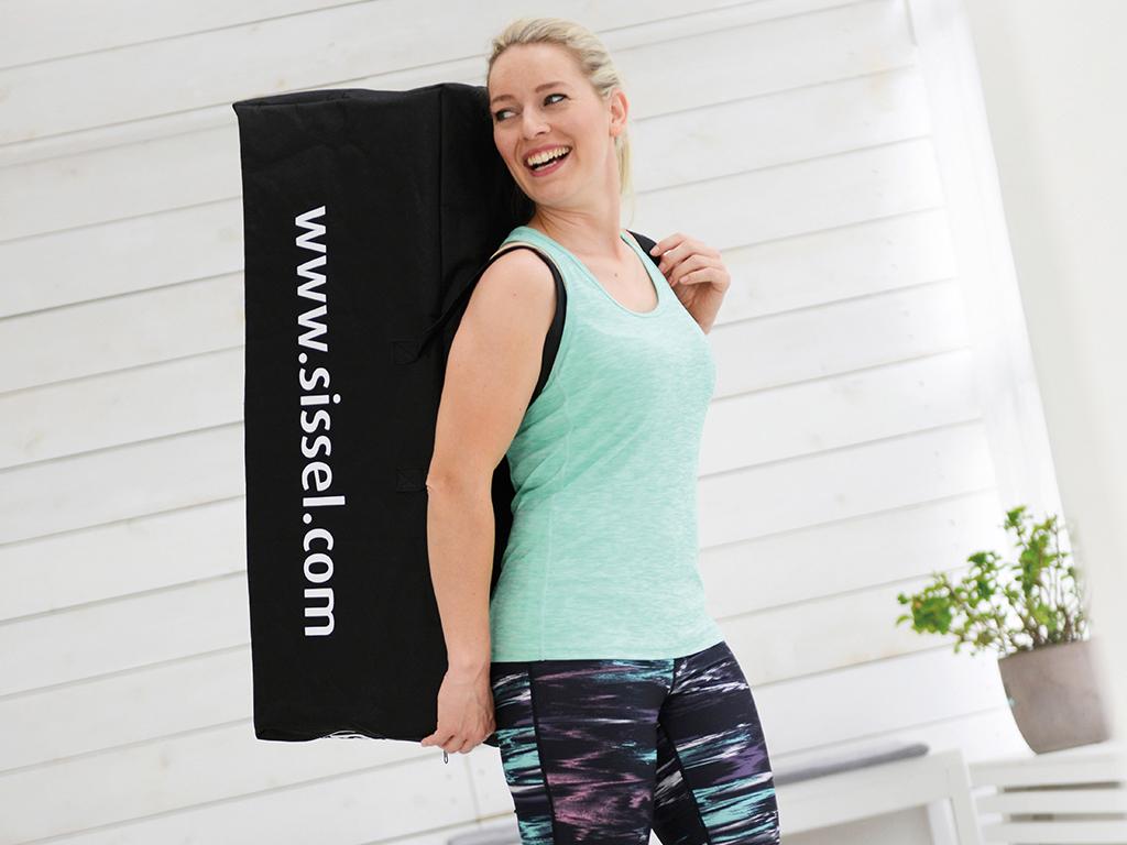 SISSEL® Myofascia Coach Bag inkl. 8 Myofascia Roller - 2