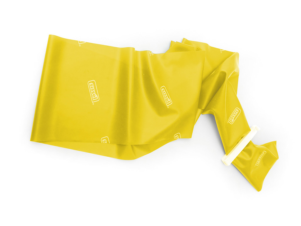 SISSEL® Fitband 7,5 cm x 2 m, gelb (leicht)