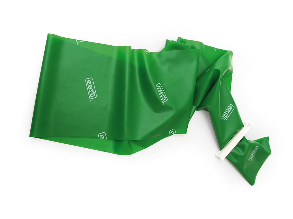 SISSEL® Fitband 7,5 cm x 2 m, grün (stark)