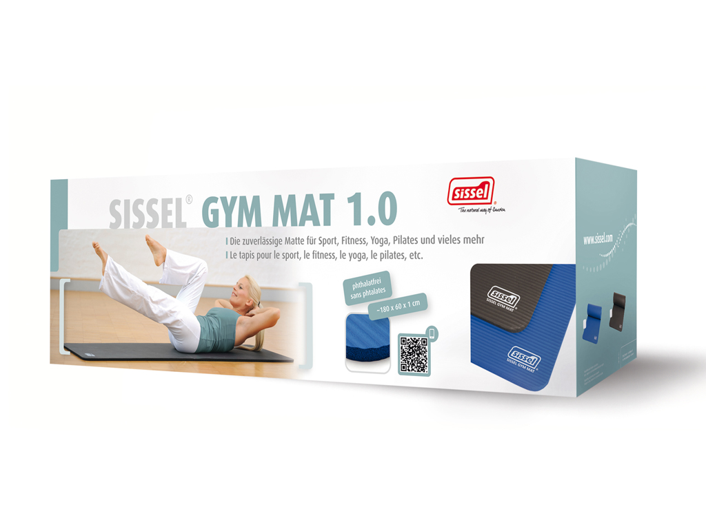 SISSEL® Gym Mat 1.0 - 2