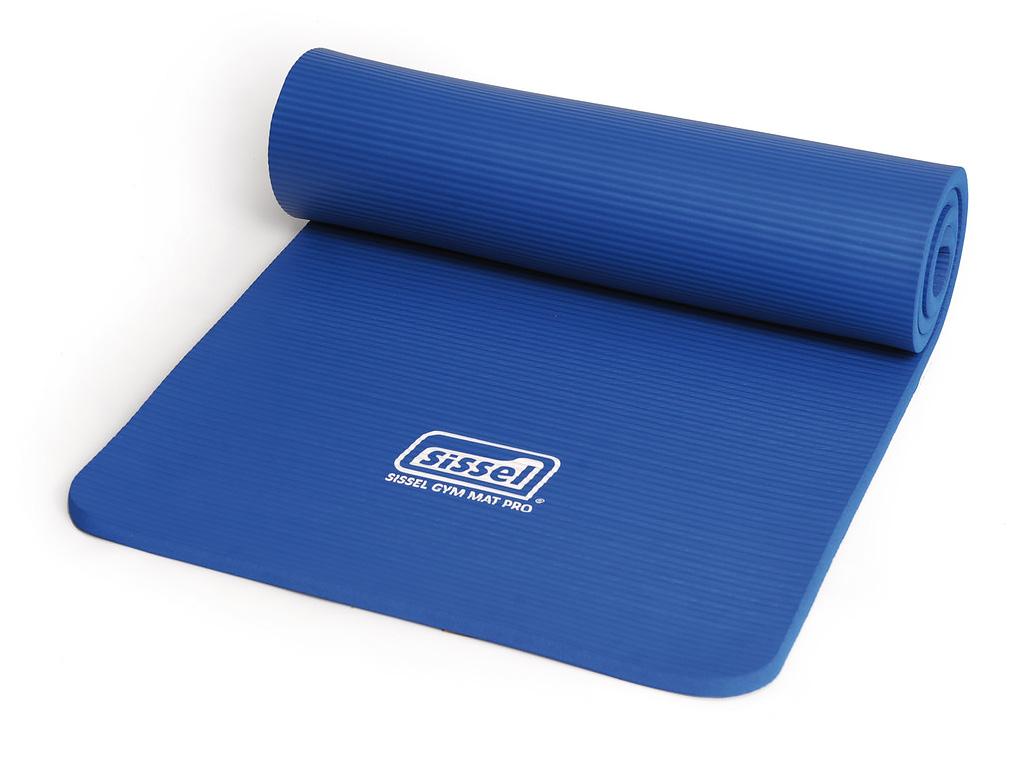 SISSEL® Gym Mat Professional - blau 100 cm breit - 1