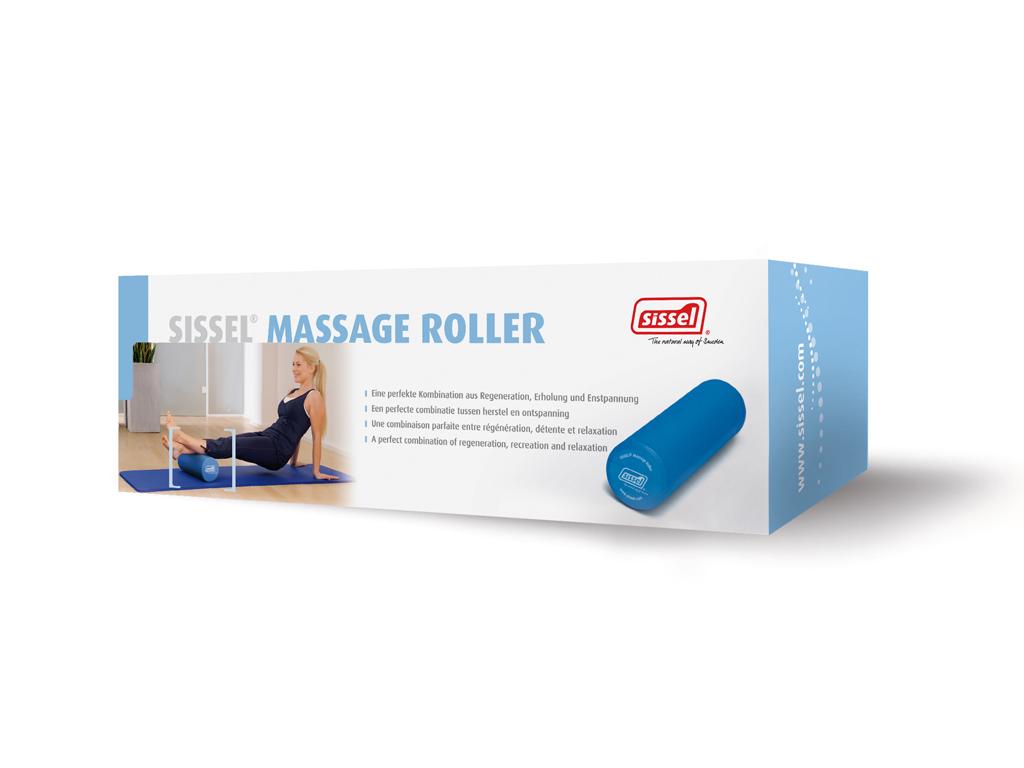 SISSEL® Pilates Massage Roller 45cm - 3
