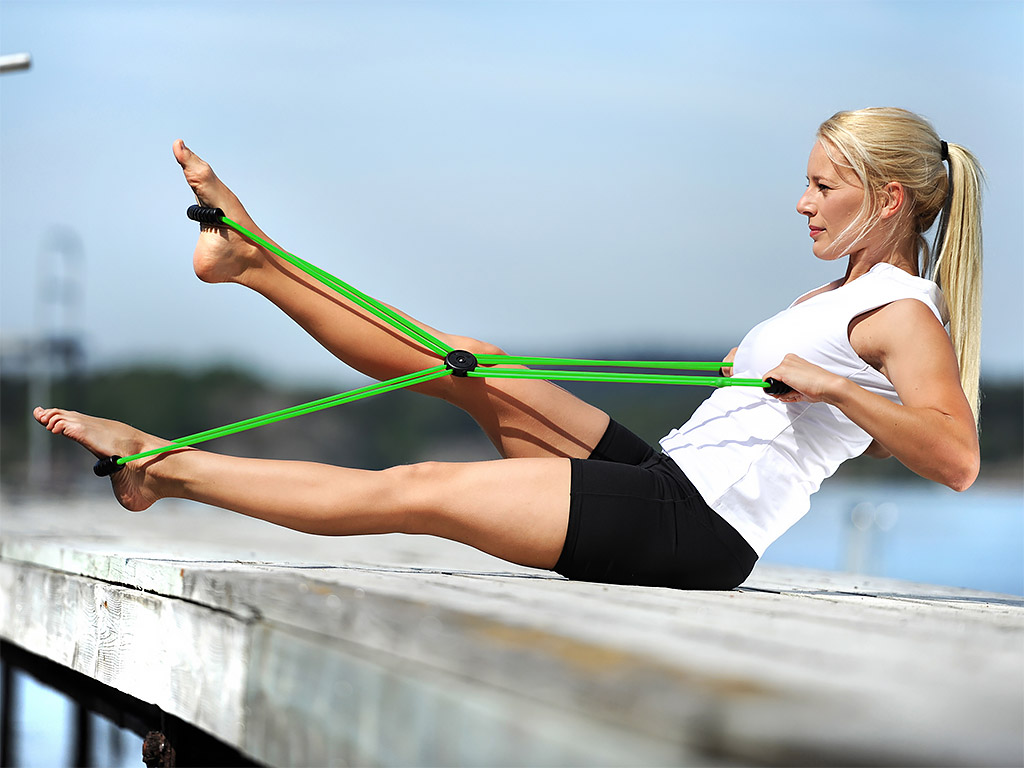SISSEL® Pilates Core Trainer - 1