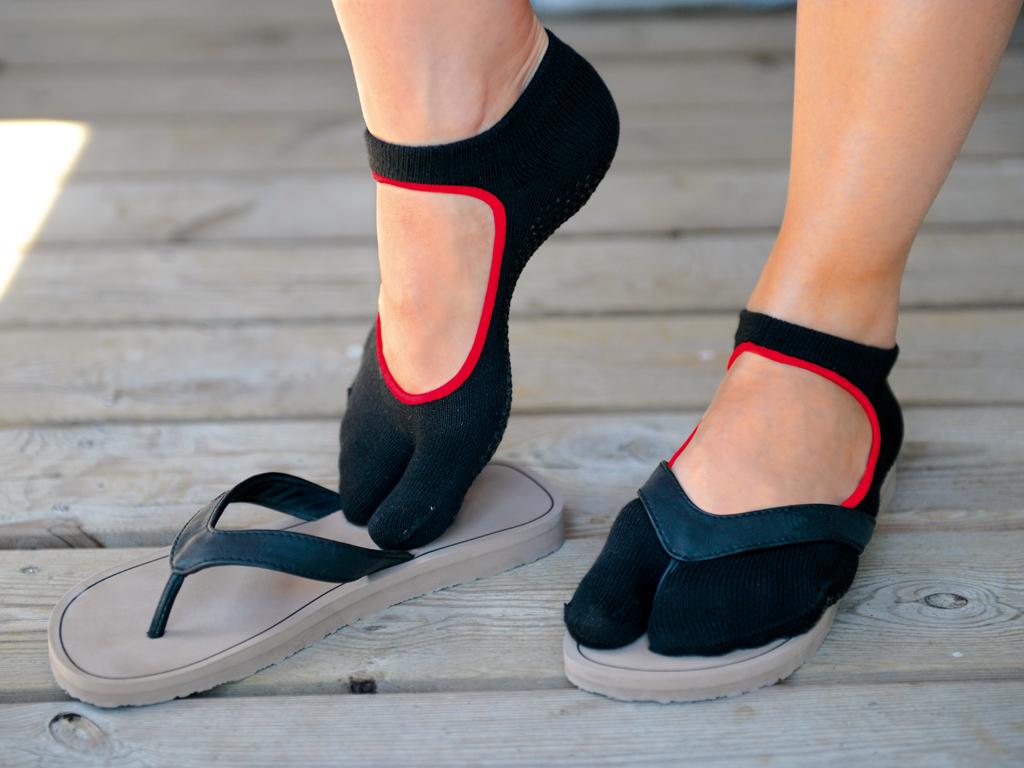 SISSEL® Pilates One Toe Socks - 2