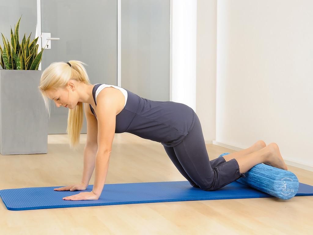 SISSEL® Pilates Roller Pro Soft - 2