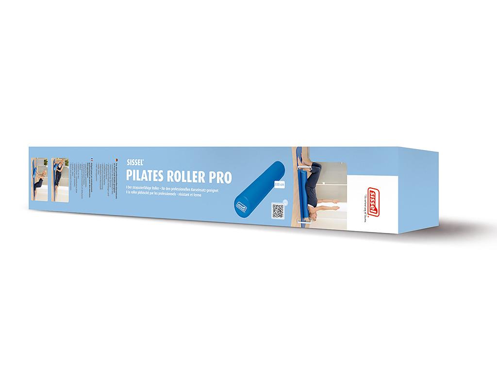 SISSEL® Pilates Roller Pro blau - 5