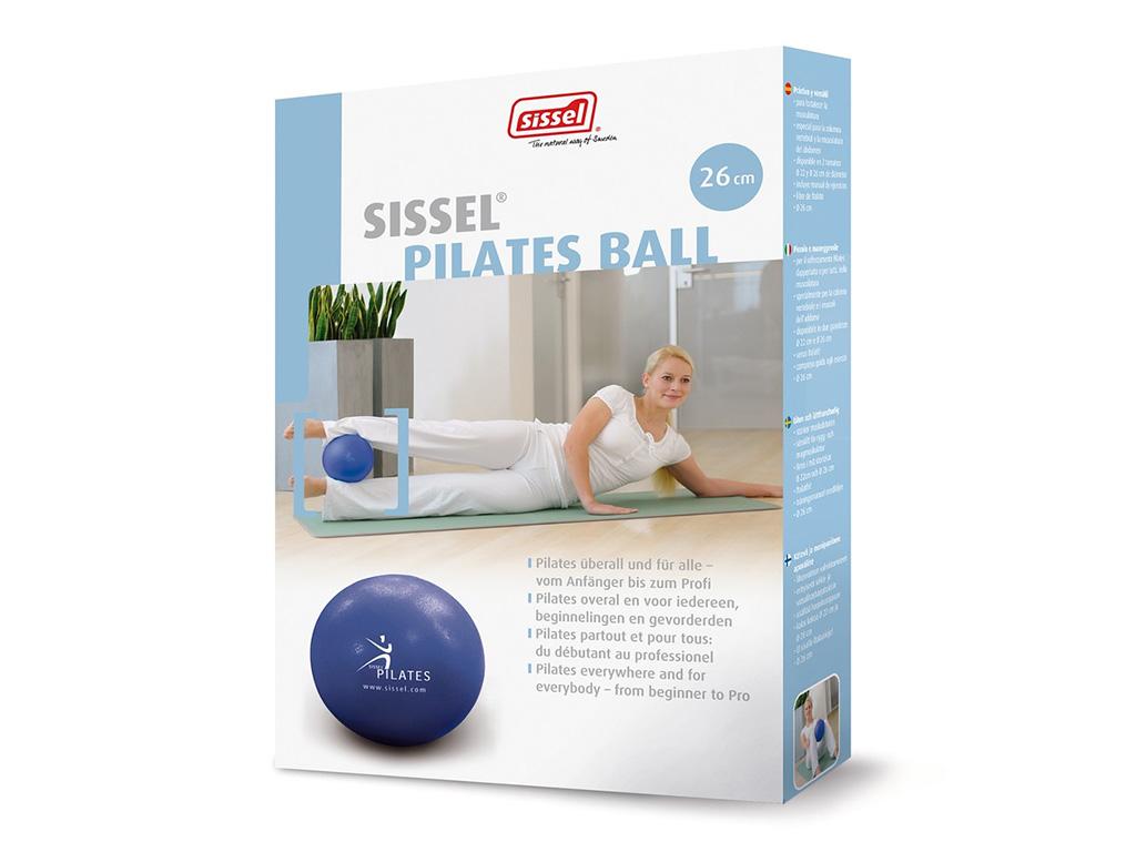 SISSEL® Pilates Soft Ball blau - 3