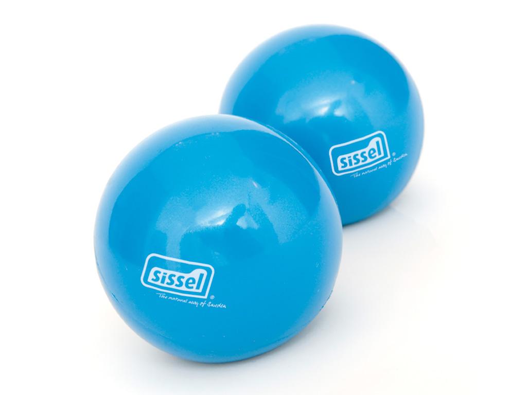 SISSEL® Pilates Toning Ball 900g 2er-Set