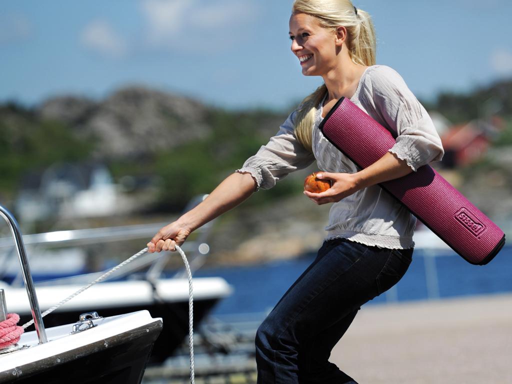 SISSEL® Pilates und Yoga Mat