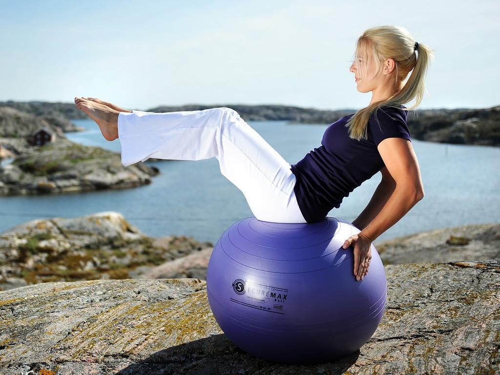 SISSEL® Securemax® Gymnastikball - 2