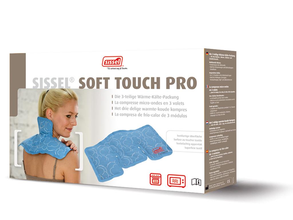SISSEL® Soft Touch Pro Heiß Kalt Kissen - 2
