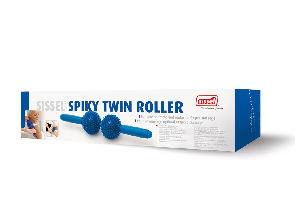SISSEL® Spiky Twin Roller - 4