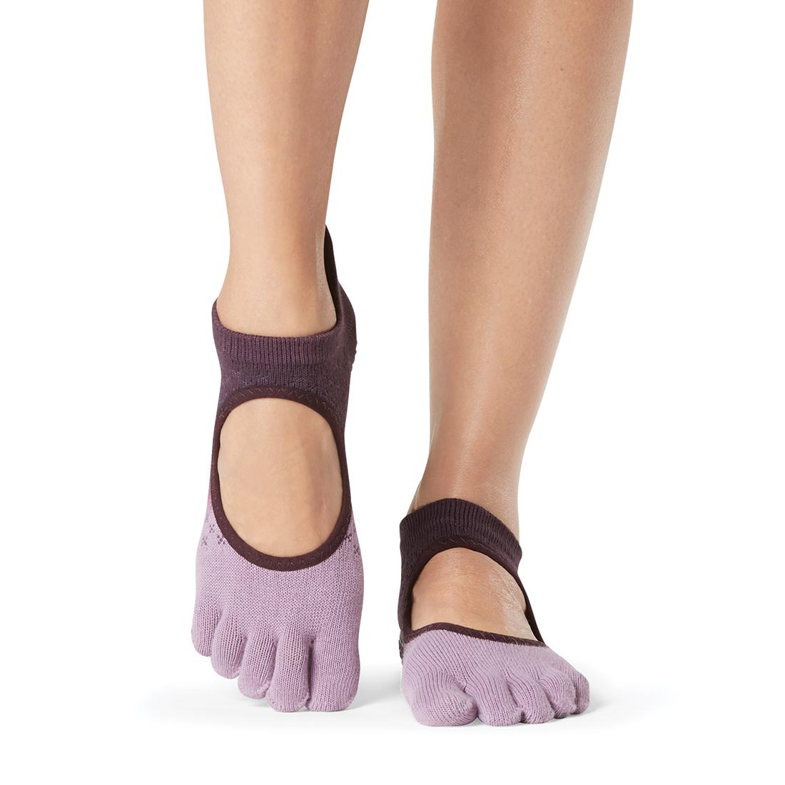 Yogasocken ToeSox Bellarina Full Toe Majestic - 1