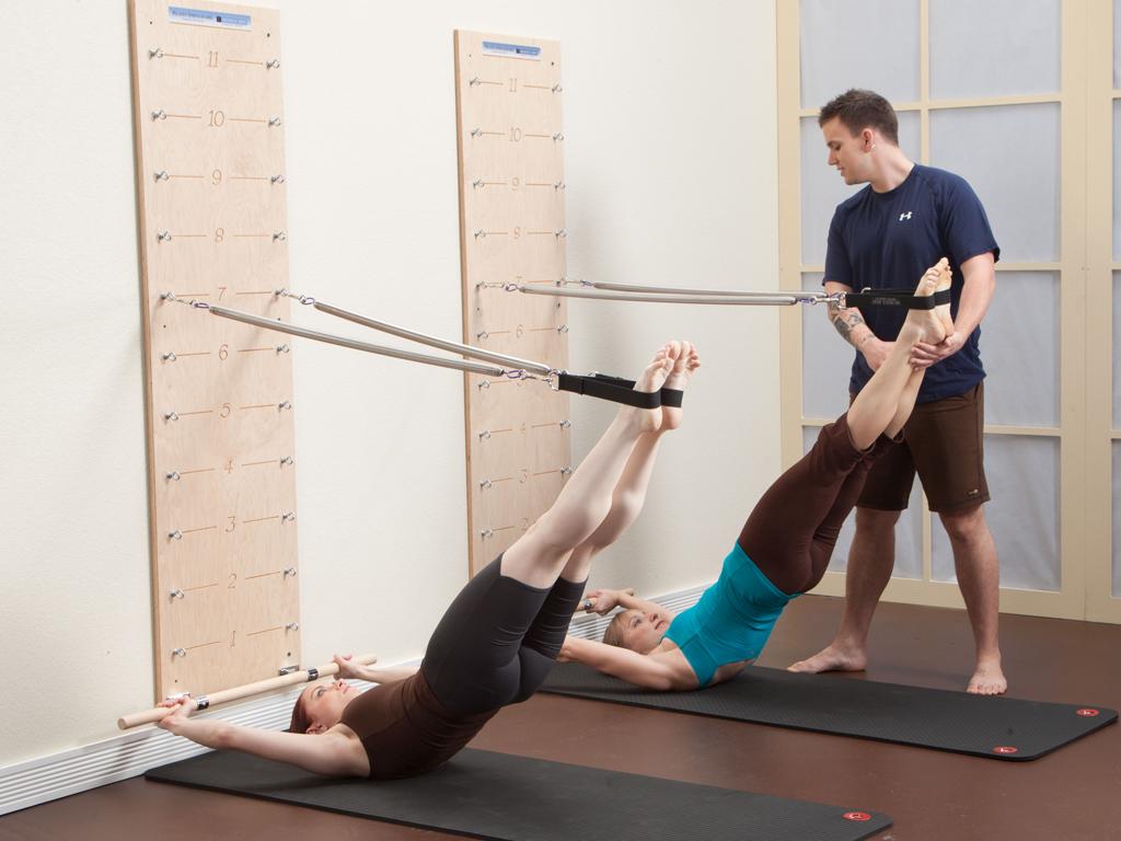 Pilates Springboard - 2