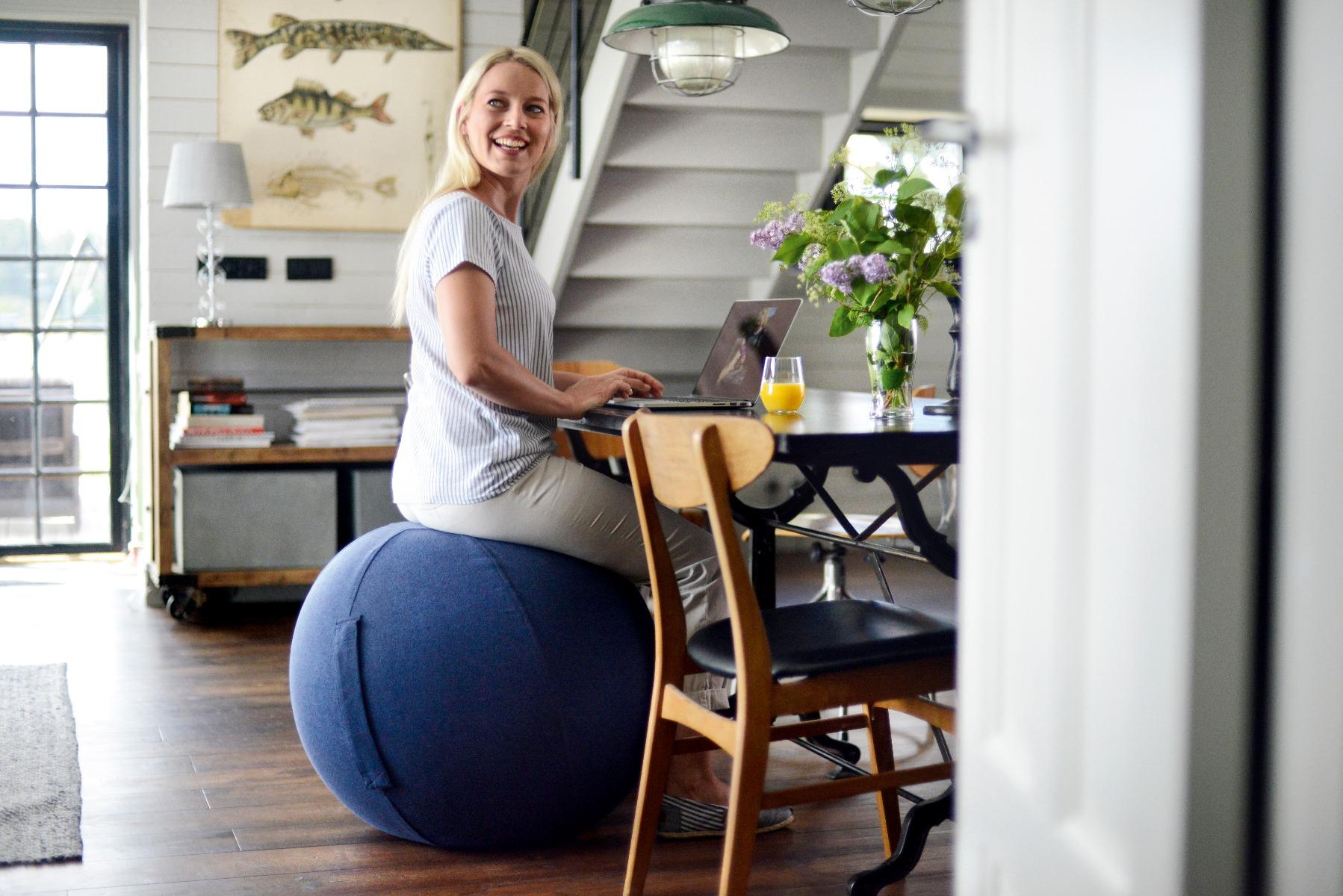 SISSEL® Sitzball Secure-Style Ø 65 cm - 2