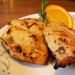 Rosemary Orange Chicken