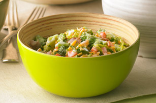 Garden Vegetable Chopped Salad