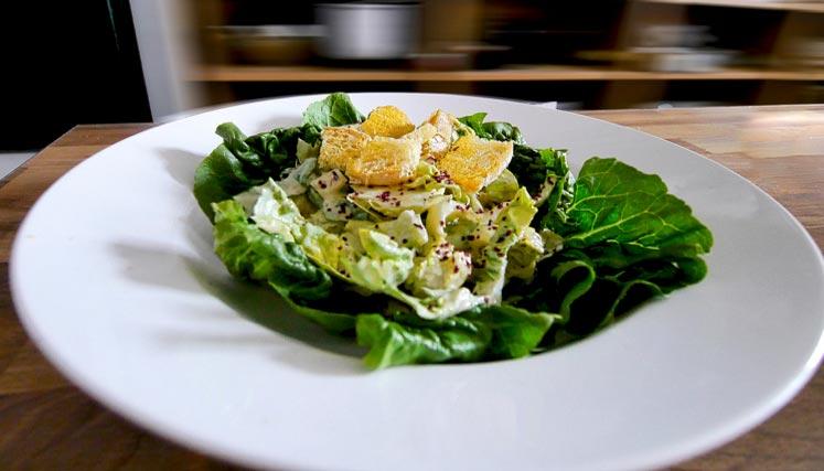 Fitness Caesar Salat