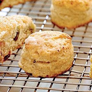 Parmesan-Pepper Biscuits