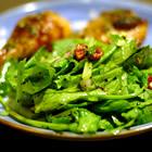 Cranberry Orange Spinach Salad