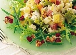Fruit and Pasta Salad