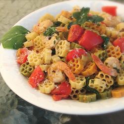 Cajun Shrimp Pasta