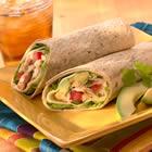 Chicken, Avocado, Provolone Wrap