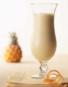 Vanilla Pineapple Shake