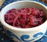 Bavarian Red Cabbage