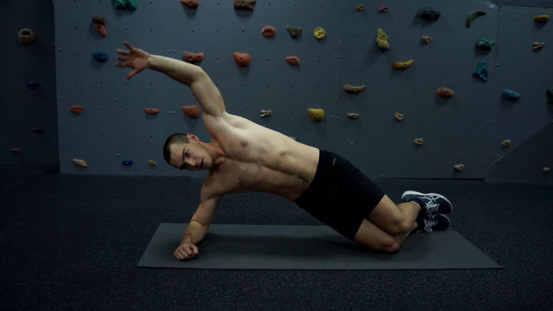 Modified Side Plank