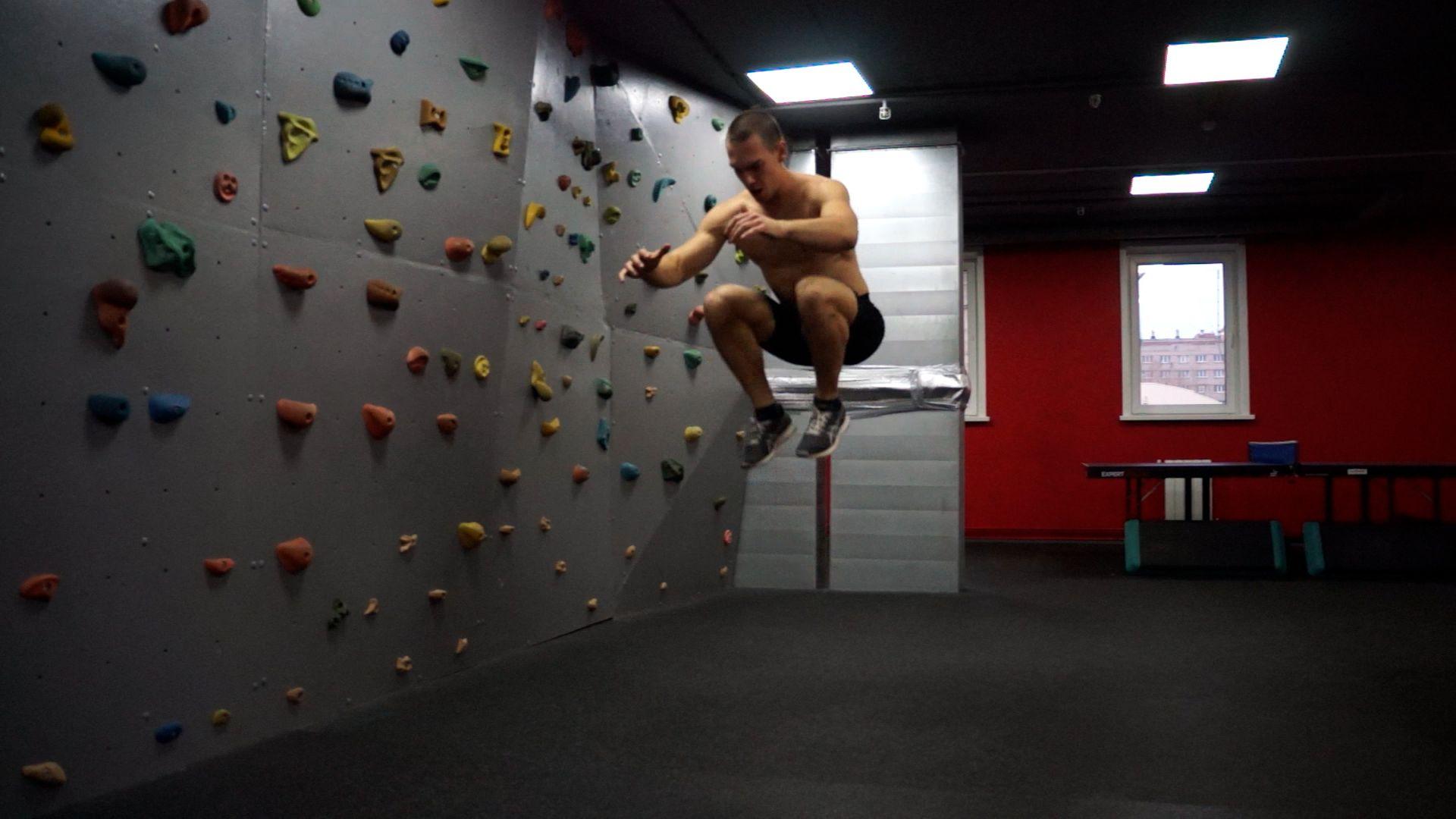 Burpee Squat Jumps