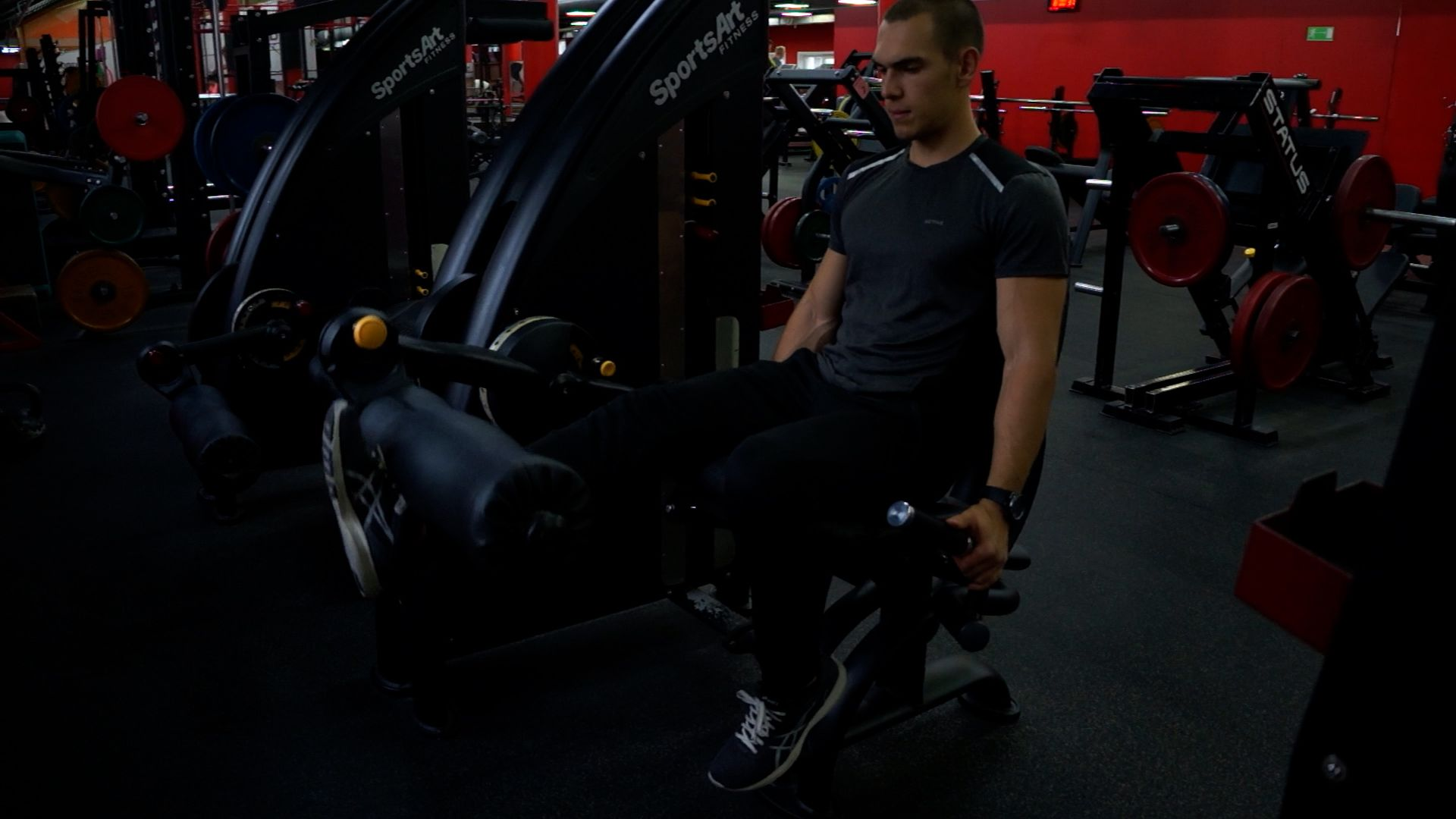 Legs and Glutes Exercise 4