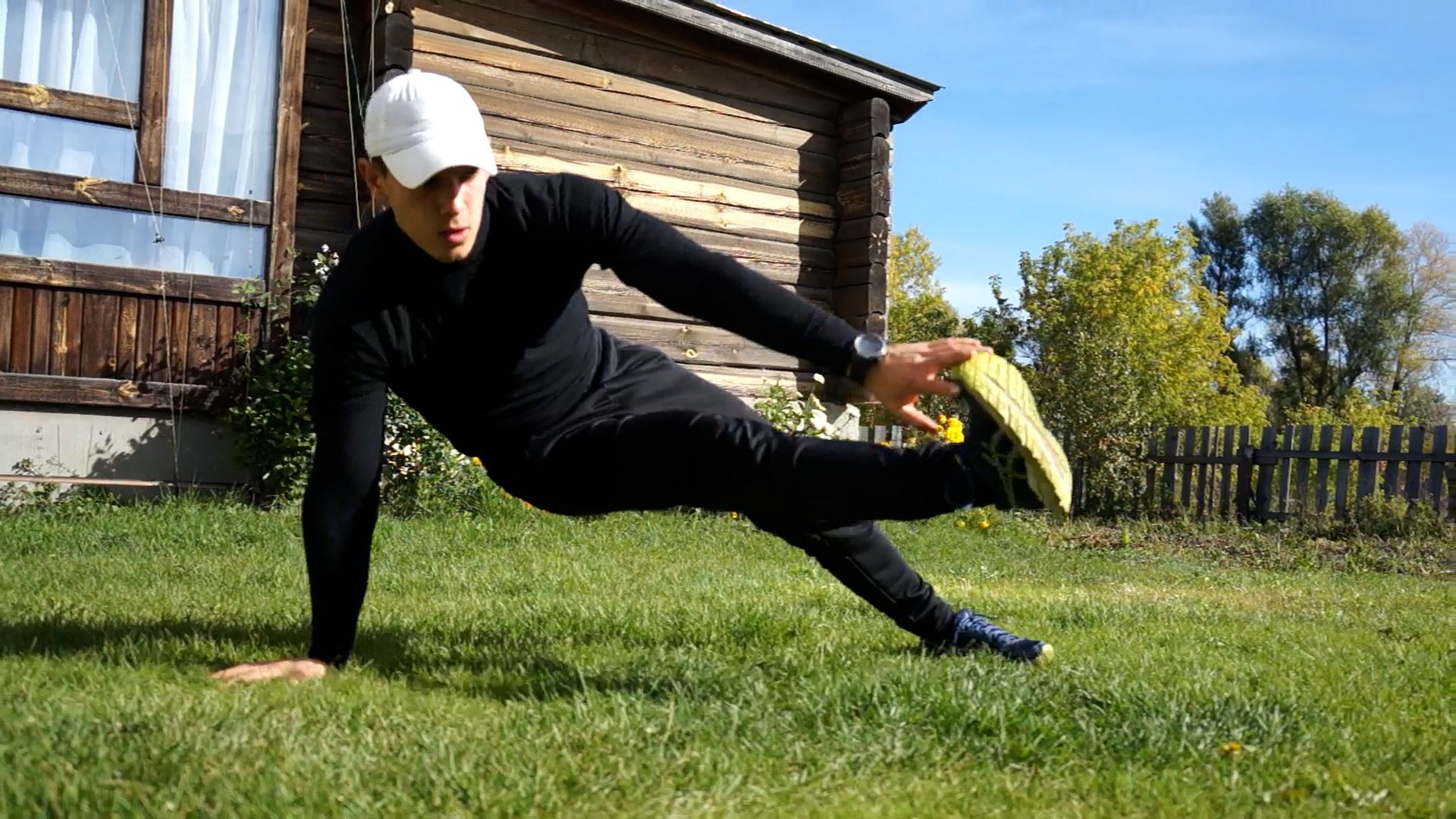 Outside Exercise 12