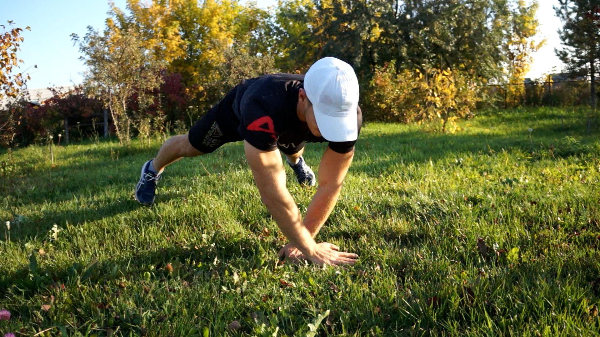 Outside Exercise 15