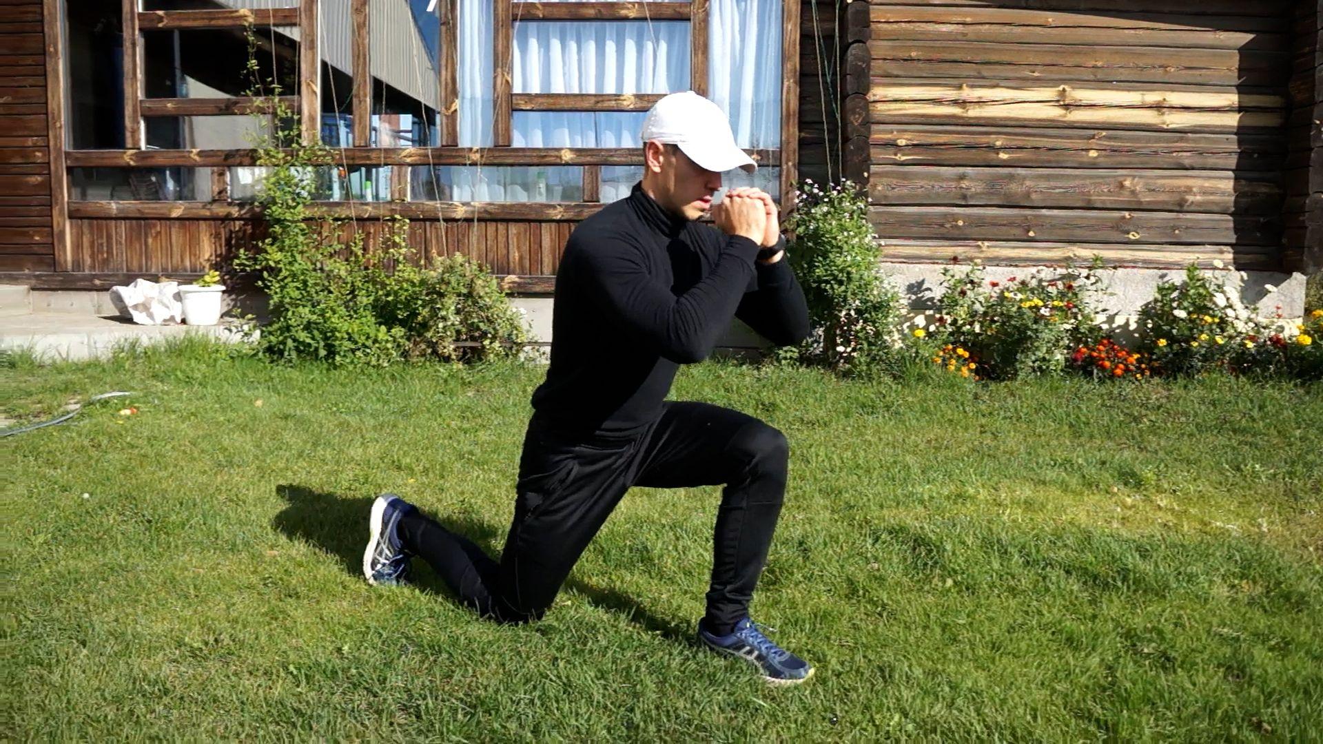 Outside Exercise 5
