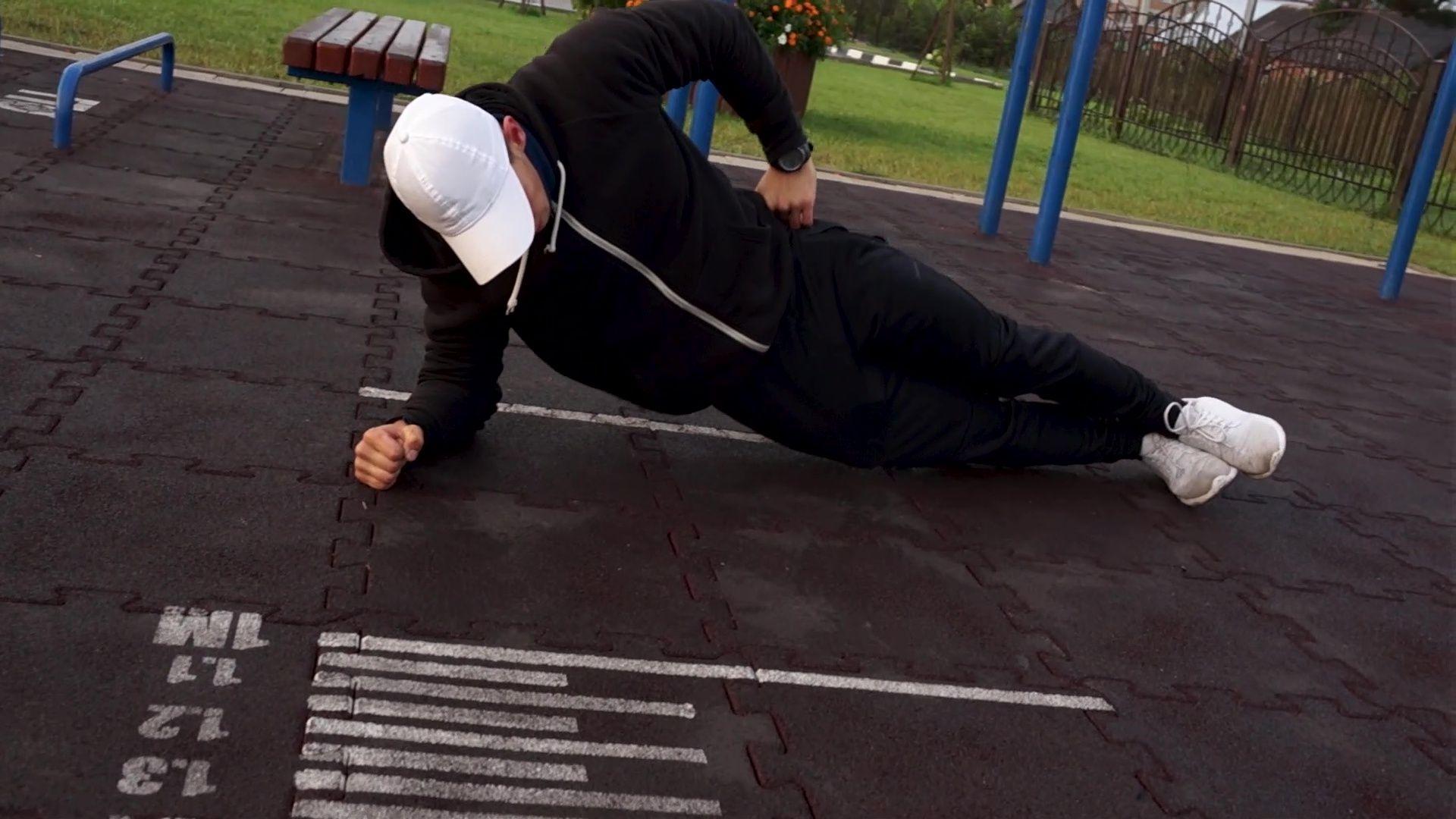 Tabata Workout 3