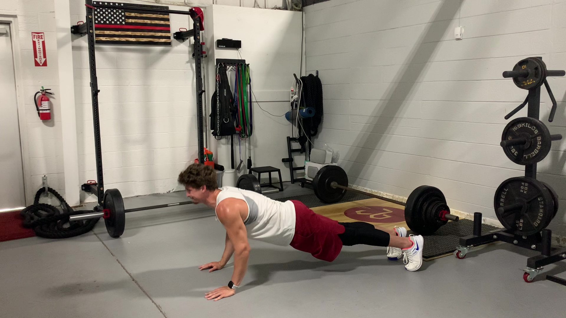 BW Tricep Extension
