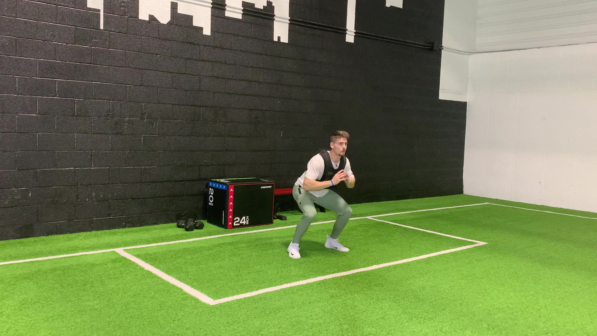 Jump Squat with Pause