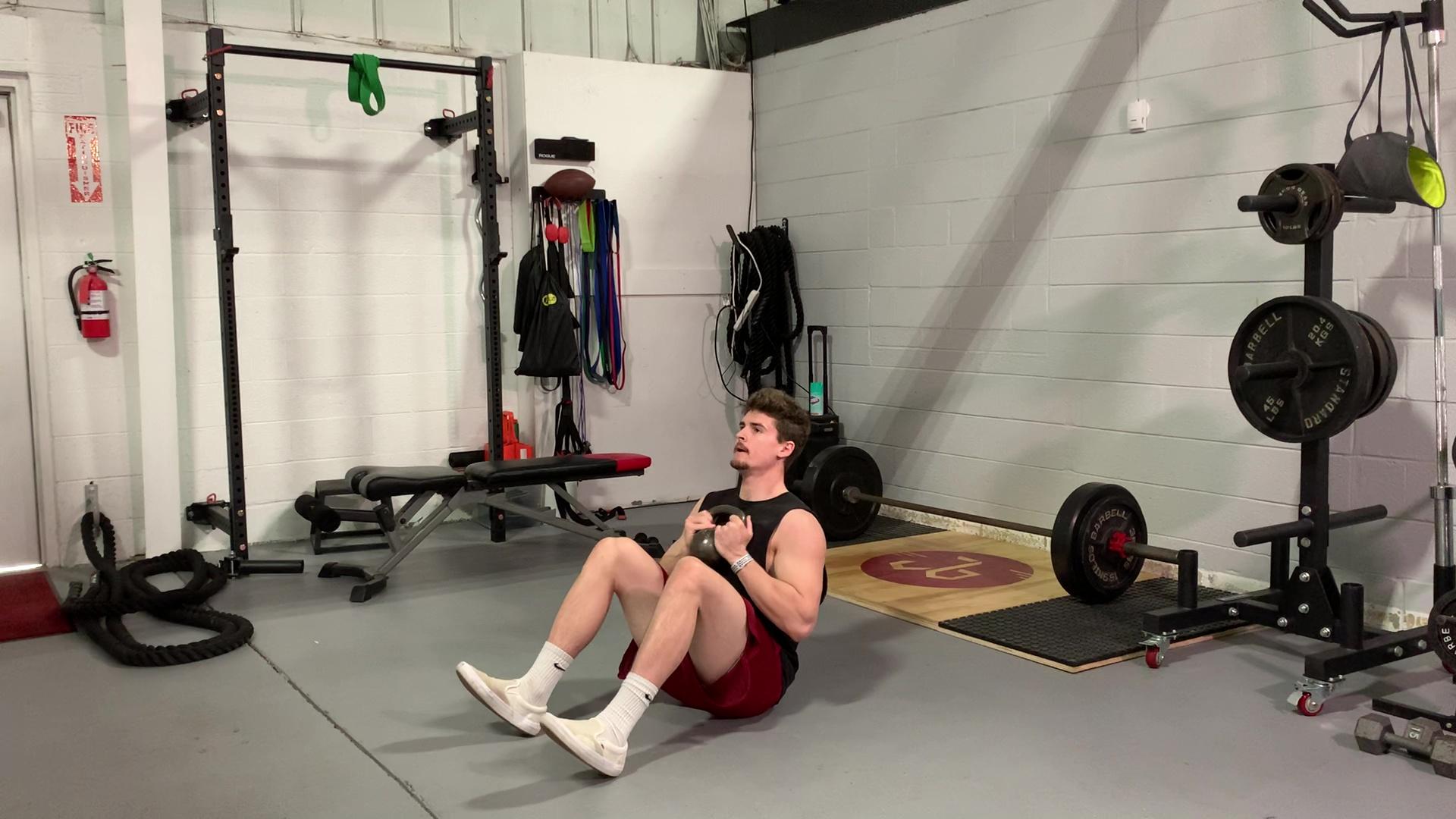 KB Sit-ups