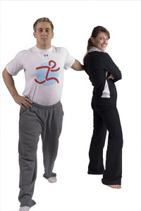 2 Person Arm Stretch