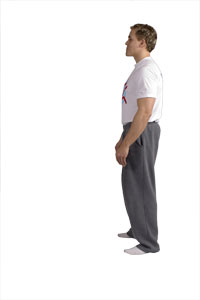 Standing Squats (No Weights)