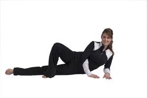 Musculation des adducteurs - position couchée