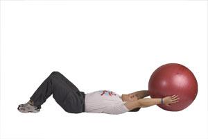 Crunch extension bras avec ballon