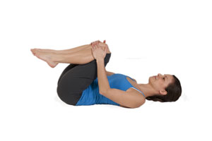 Both Knees to Chest Lower Back and Glute Stretch